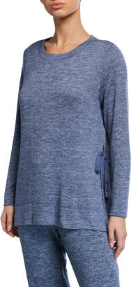 UGG Quincy Side-Tie Lounge Pullover