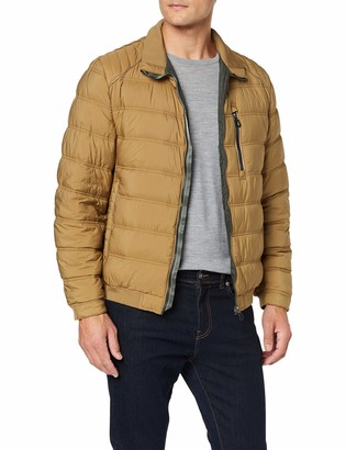 Pierre Cardin Men's Blouson Techno Down Denim Academy Jacket