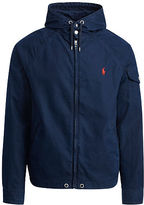 Polo Ralph Lauren Cotton-Blend Windbreaker