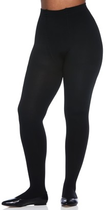 Berkshire Plus Size Easy On! Thermal Plush Tights