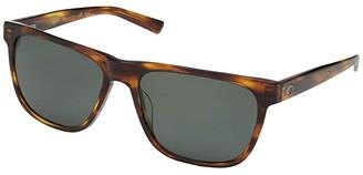 &'Costa Costa Apalach (Gray 580G/Shiny Tortoise Frame) Fashion Sunglasses