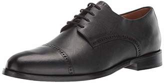 Marc Joseph New York Mens Genuine Leather Oxford Lace-Up Dress Shoe