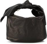 Simone Rocha bow shoulder bag - women - Leather - One Size