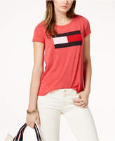 Tommy Hilfiger Crew-Neck Graphic T-Shirt
