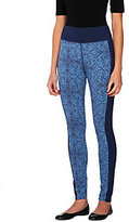 Denim & Co. Active Duo-Stretch Printed Leggings