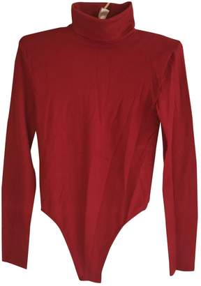Wolford \N Red Top for Women