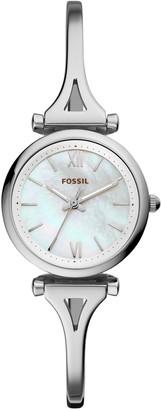 Fossil Mini Carlie Bracelet Watch, 28mm
