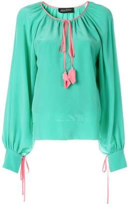 Anna October tassel detailed blouse