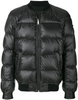 Prada reversible padded bomber jacket