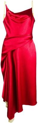 Sies Marjan Farrah satin dress