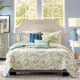 JCPenney Madison Park Camilla 6-pc. Quilted Coverlet Set