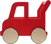 Manny And Simon Truck Push Cart, Red