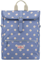 Cath Kidston Button Spot Folded Top Backpack