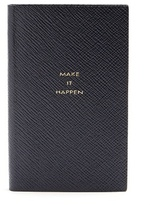 Smythson Make It Happen Panama Notebook
