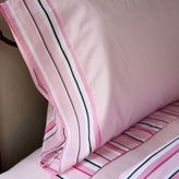 Caden Lane Luxe Twin Sheet Set in Pink