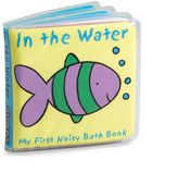 Bed Bath & Beyond In the Water In My First Noisy Bath Book