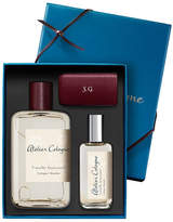 Atelier Cologne Vanille Insensée Cologne Absolue, 200 mL with Personalized Travel Spray, 30 mL