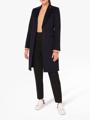 Hobbs Tilda Longline Wool Coat