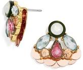 BaubleBar Women's Angeli Stud Earrings