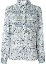 See by Chloé Boho Floral print shirt