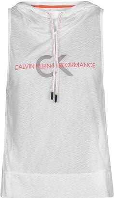 Calvin Klein CKP Hooded Tank Top Ld02