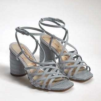 Daffodil Heel Sandal