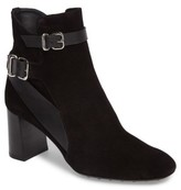 Tod's Women's Double Belt Strap Bootie