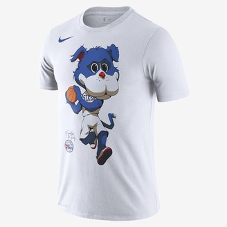 Nike Men's Dri-FIT NBA T-Shirt Philadelphia 76ers Mascot