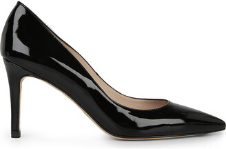 LK Bennett Florete patent-leather courts