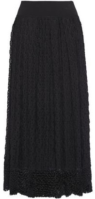 Missoni Crochet-knit Midi Skirt