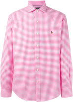 Polo Ralph Lauren checked shirt - men - Cotton - XL