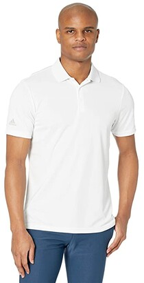 adidas Performance Primegreen Polo Shirt (Burgundy) Men's Clothing