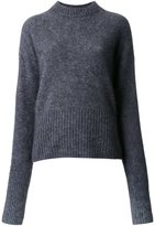 Le Ciel Bleu 'Fur Touch' sweater
