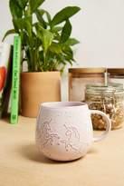 Urban Outfitters Unicorn Earthenware Mug