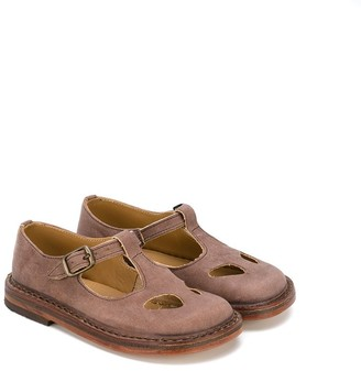 Pépé Cut-Out Sandals