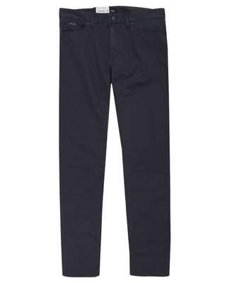 BOSS Maine Sateen 5 Pocket Jeans Colour: NAVY, Size: 32L