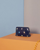 Ted Baker Telephone print small wash bag