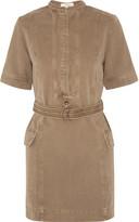Vanessa Bruno Cupa cotton-corduroy mini dress