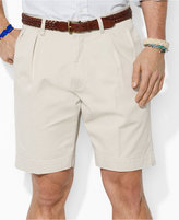 Polo Ralph Lauren Men's Core Classic-Fit Pleated Chino Shorts
