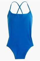 J.Crew Women's Reversible One-Piece Swimsuit
