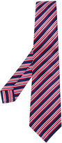 Kiton striped tie - men - Cotton - One Size
