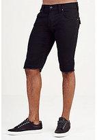 True Religion Ricky Cut-Off Jean Shorts