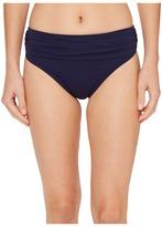 Tommy Bahama Pearl High-Waist Hipster Bikini Bottom Women's Swimwear