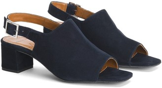 Aquatalia June Ankle Strap Sandal