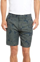 Bonobos Men's Parker Print Linen Blend Shorts