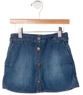 Little Marc Jacobs Girls' Denim Skirt