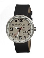 Simplify The 800 Collection 0801 Men's Watch
