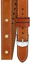 Michele Women's 16Mm Leather Watch Band