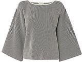 LK Bennett Finn Kimono Sleeve Knitted Top, Multi