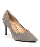 Antonio Melani Turney Suede Dress Pumps